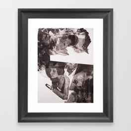 Meek Framed Art Print