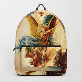 "Gustave Moreau ""Saint Michael"" Backpack"