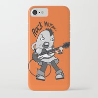 cassia beck iPhone & iPod Cases featuring Beck: Ryusuke's T-shirt Concept by KeithKarloff