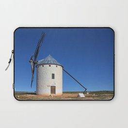 Spanish Windmill Laptop Sleeve