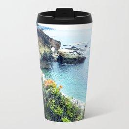 Laguna Beach Paradise Travel Mug