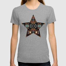 Austin Texas Loro Patio Magnified T-shirt