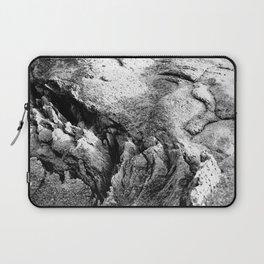 Basalt rock Laptop Sleeve