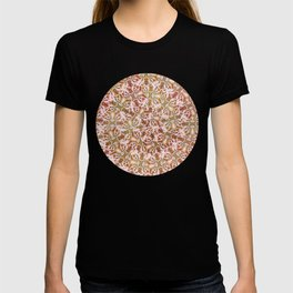 Sunset Dance Pattern T-shirt