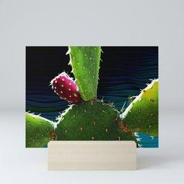 Cactus Needs A Hug Mini Art Print