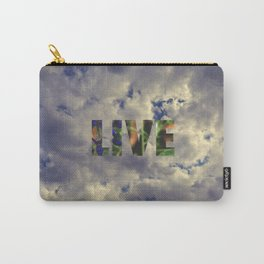 Live! Carry-All Pouch
