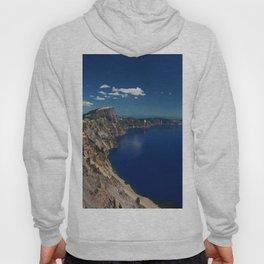 Crater Lake View with Caldera Rim Hoody