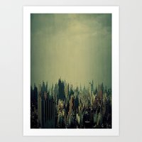 tokyo Art Prints featuring Tokyo by The Sound of Applause