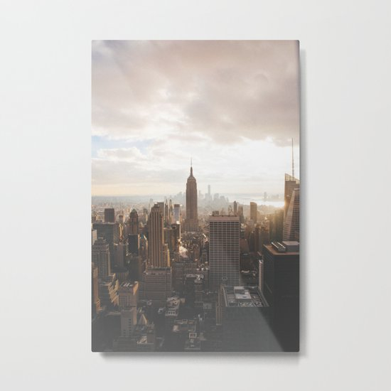 Empire State of Mind Metal Print