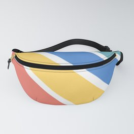 Simple Lines Fanny Pack