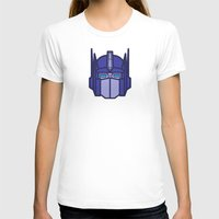 optimus prime T-shirts featuring Optimus Prime by M. Gulin
