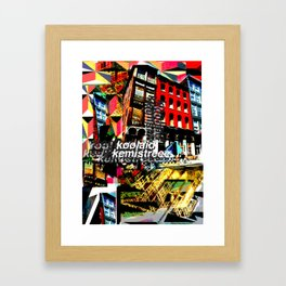 koolaid kemistreee.... Framed Art Print