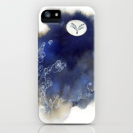 Ghost Owl iPhone Case