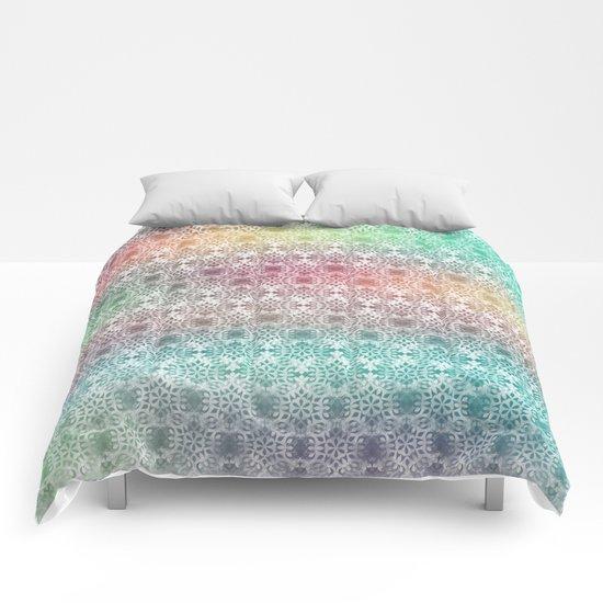 Ornamental Pattern 2 Comforters