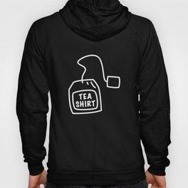 Tea Shirt Hoody