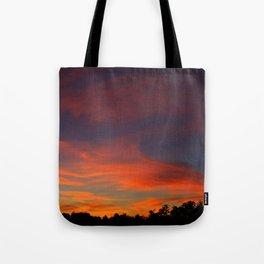 The Sunrise of Dreams Tote Bag