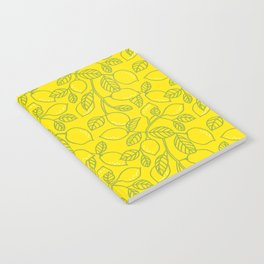 Lemons Notebook