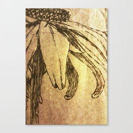 Yellow? Canvas Print