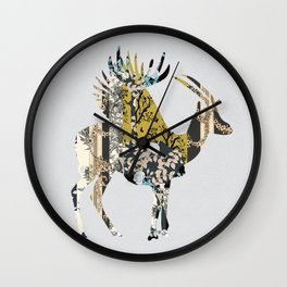 FabCreature · GoBi 3 Wall Clock