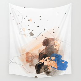 Divide #4 Wall Tapestry