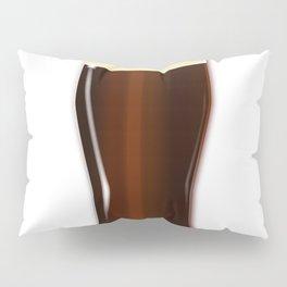 Pint Beer Glass Pillow Sham