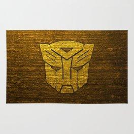 Autobot logo Rug