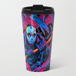 FRIDAY THE 13TH: FORCEFUL ENTRY Travel Mug