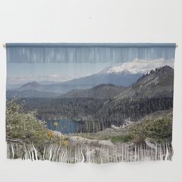 Mt Shasta Wall Hanging