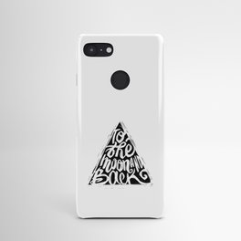 To The moon and back Android Case