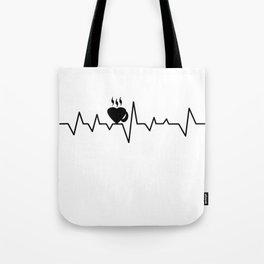 coffee T-shirt Tote Bag