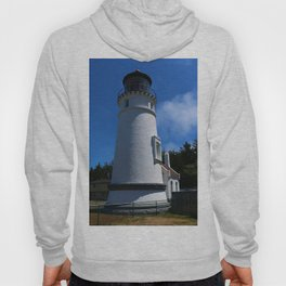 Lighthouse on Winchester Bay Hoody