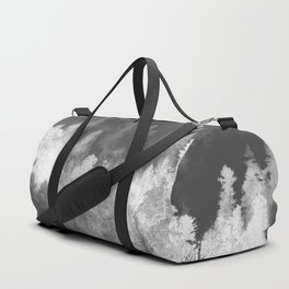 Chromatic Forest Nature Photography Duffle Bag