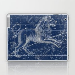 Leo sky star map Laptop & iPad Skin