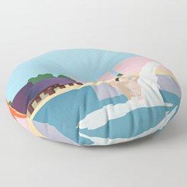 Luis Barragan S01 Floor Pillow