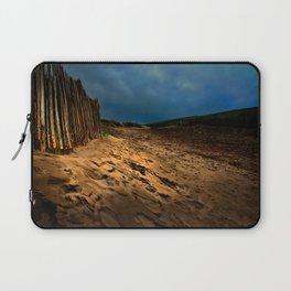 Bantham Beach Exit Laptop Sleeve