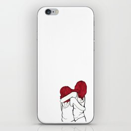 Pacifism  iPhone Skin