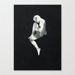 The alignment Canvas Print