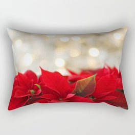 Christmas star Rectangular Pillow