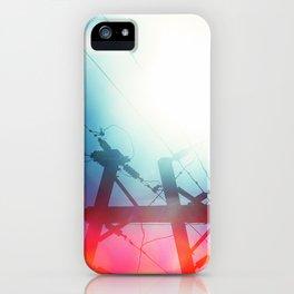 Tele iPhone Case