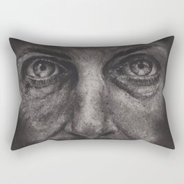 Homeless Rectangular Pillow