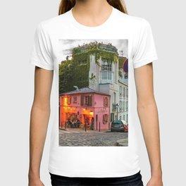 La Maison Rose Paris France Ultra HD T-shirt