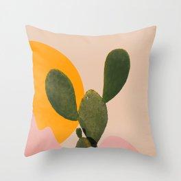 People - Portrait Throw Pillow