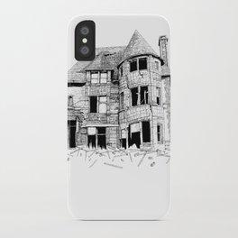 cabin fever iPhone Case