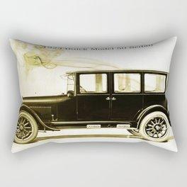 1923 Buick Sedan Rectangular Pillow