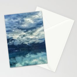 Swiss Glass Stationery Cards