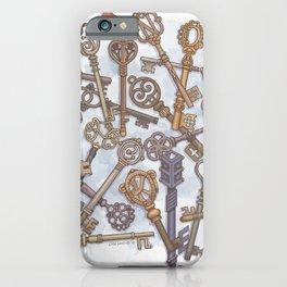 Unlocking Secrets iPhone Case