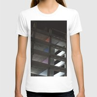 grid T-shirts featuring grid by jared smith
