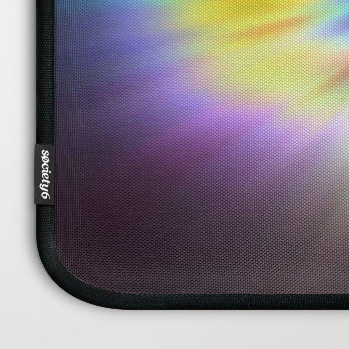 Radial Blur 3 Laptop Sleeve