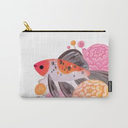 Shubunkin Carry-All Pouch