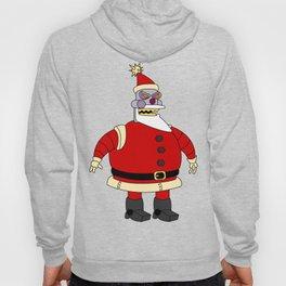 Bad robot Santa Claus Hoody